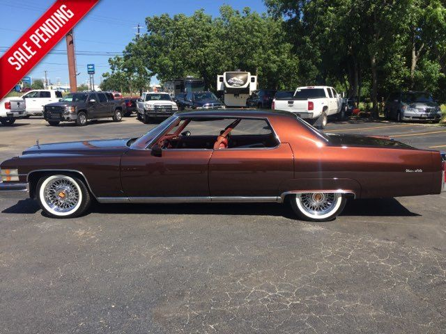 1974 Cadillac Sedan Deville Restomod
