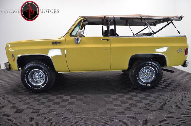 1974 Chevrolet BLAZER CHEYENNE V8 AUTO 4X4