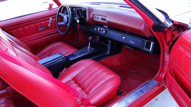 1974 Chevrolet CAMARO Z/28 UNRESTORED 31K ORIG MILES FULLY DOCUMENTED CAR Phoenix, Arizona 14
