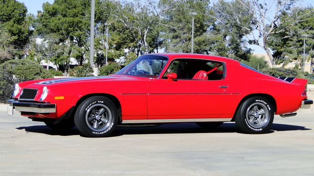 1974 Chevrolet CAMARO Z/28 UNRESTORED 31K ORIG MILES FULLY DOCUMENTED CAR Phoenix, Arizona