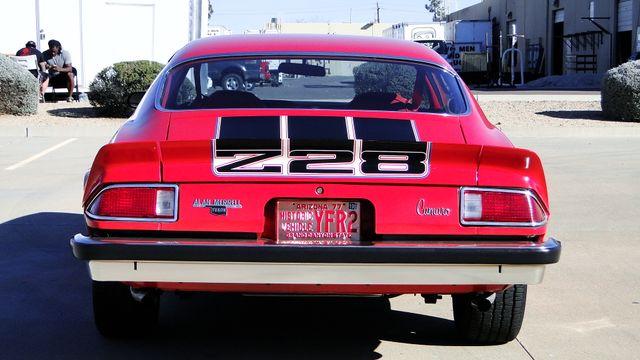 1974 Chevrolet CAMARO Z/28 UNRESTORED 31K ORIG MILES FULLY DOCUMENTED CAR Phoenix, Arizona 23