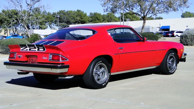 1974 Chevrolet CAMARO Z/28 UNRESTORED 31K ORIG MILES FULLY DOCUMENTED CAR Phoenix, Arizona 2