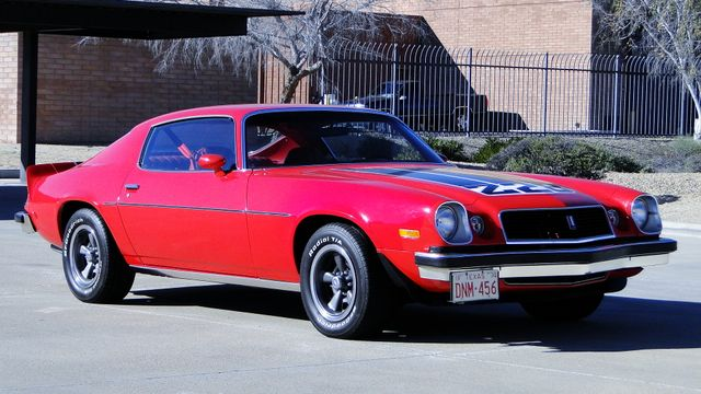 1974 Chevrolet CAMARO Z/28 UNRESTORED 31K ORIG MILES FULLY DOCUMENTED CAR Phoenix, Arizona 9
