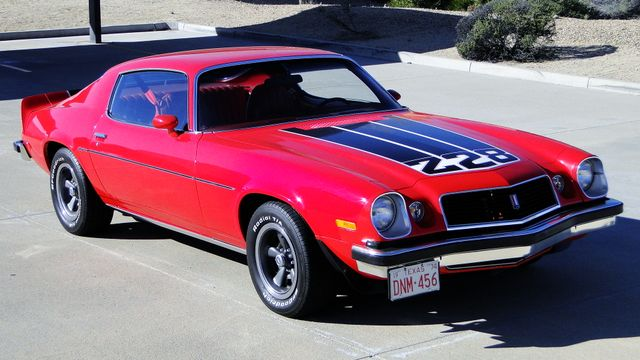 1974 Chevrolet CAMARO Z/28 UNRESTORED 31K ORIG MILES FULLY DOCUMENTED CAR Phoenix, Arizona 30