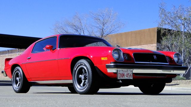 1974 Chevrolet CAMARO Z/28 UNRESTORED 31K ORIG MILES FULLY DOCUMENTED CAR Phoenix, Arizona 27