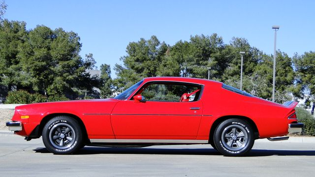 1974 Chevrolet CAMARO Z/28 UNRESTORED 31K ORIG MILES FULLY DOCUMENTED CAR Phoenix, Arizona 11