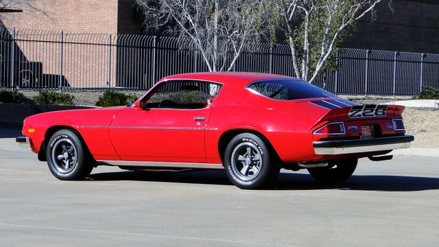 1974 Chevrolet CAMARO Z/28 UNRESTORED 31K ORIG MILES FULLY DOCUMENTED CAR Phoenix, Arizona 7