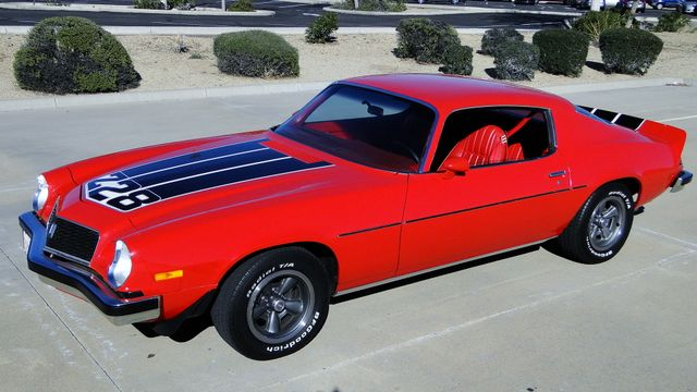 1974 Chevrolet CAMARO Z/28 UNRESTORED 31K ORIG MILES FULLY DOCUMENTED CAR Phoenix, Arizona 4