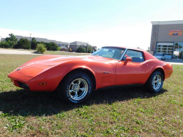 1974 Chevrolet Corvette