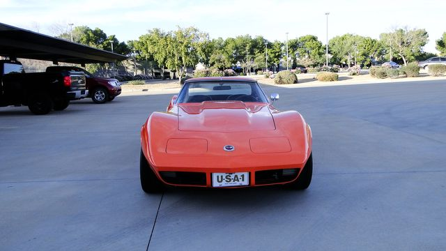 1974 Chevrolet CORVETTE  T-TOP COUPE TV CAR! Phoenix, Arizona 10