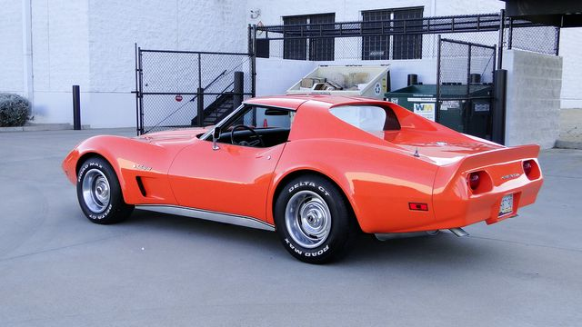 1974 Chevrolet CORVETTE  T-TOP COUPE TV CAR! Phoenix, Arizona 13