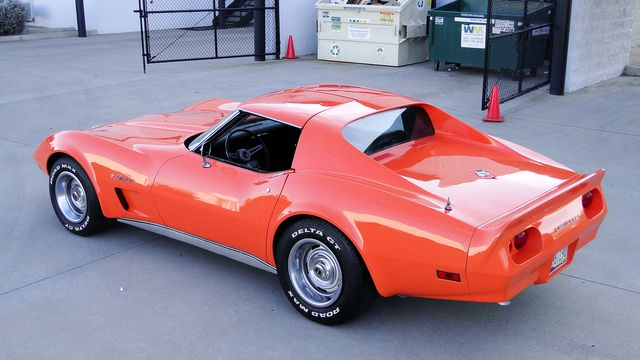 1974 Chevrolet CORVETTE  T-TOP COUPE TV CAR! Phoenix, Arizona 16