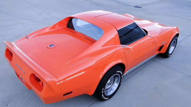 1974 Chevrolet CORVETTE  T-TOP COUPE TV CAR! Phoenix, Arizona 19