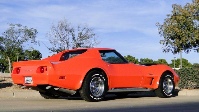 1974 Chevrolet CORVETTE  T-TOP COUPE TV CAR! Phoenix, Arizona 8