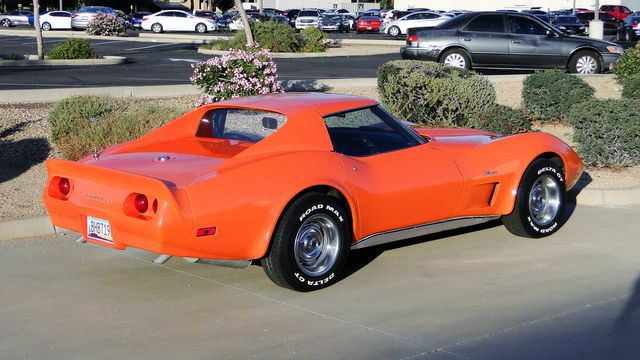 1974 Chevrolet CORVETTE  T-TOP COUPE TV CAR! Phoenix, Arizona 2