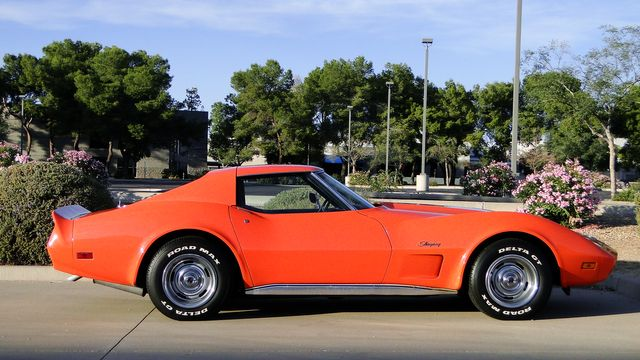 1974 Chevrolet CORVETTE  T-TOP COUPE TV CAR! Phoenix, Arizona 5