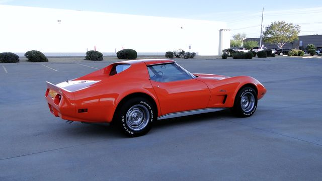 1974 Chevrolet CORVETTE  T-TOP COUPE TV CAR! Phoenix, Arizona 15