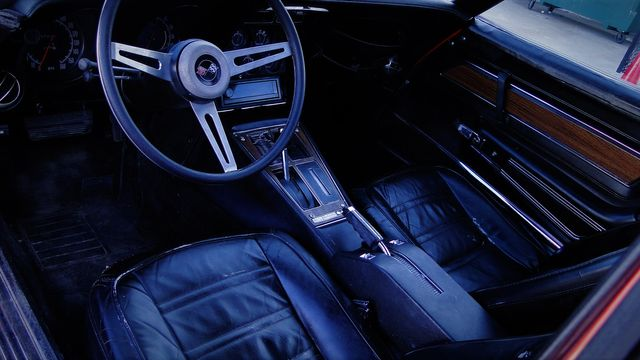 1974 Chevrolet CORVETTE  T-TOP COUPE TV CAR! Phoenix, Arizona 7