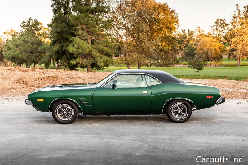 1974 Dodge Challenger Rallye | Concord, CA | Carbuffs in Concord, CA