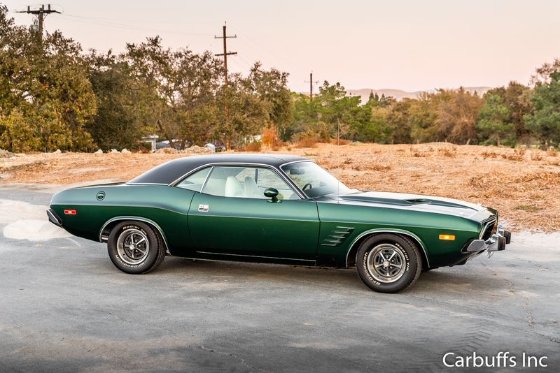 1974 Dodge Challenger Rallye   Concord, CA   Carbuffs in Concord, CA