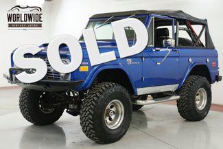1974 Ford BRONCO  $65K HIGH DOLLAR BUILD. 351 V8 4WDISC PS PB   Denver, CO   Worldwide Vintage Autos in Denver CO