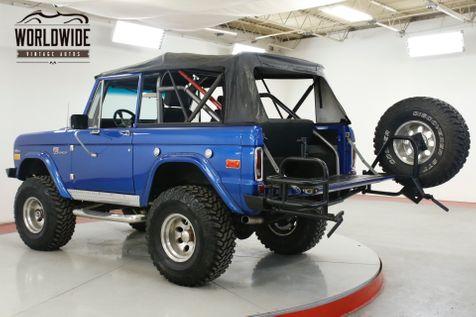 1974 Ford BRONCO  $65K HIGH DOLLAR BUILD. 351 V8 4WDISC PS PB | Denver, CO | Worldwide Vintage Autos in Denver, CO