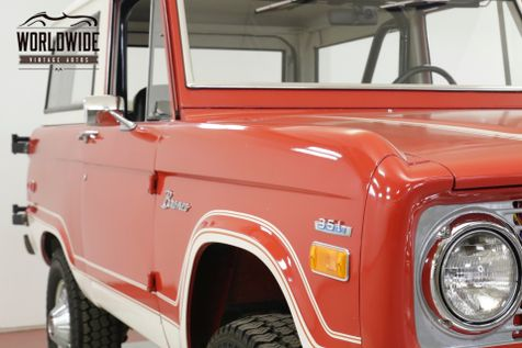 1974 Ford BRONCO EXTENSIVE RESTORED UNCUT 351 V8 PS PB 4X4  | Denver, CO | Worldwide Vintage Autos in Denver, CO