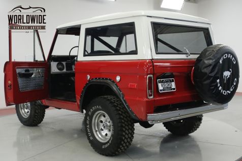 1974 Ford BRONCO  302 V8 PS CONVERTIBLE 4x4 LIFT MUST SEE | Denver, CO | Worldwide Vintage Autos in Denver, CO