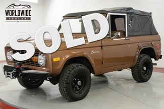 1974 Ford BRONCO  RANGER 302 V8 AUTO SOFT TOP 4X4 COLLECTOR | Denver, CO | Worldwide Vintage Autos in Denver CO