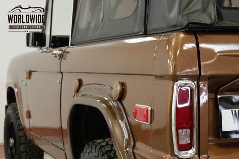 1974 Ford BRONCO  RANGER 302 V8 AUTO SOFT TOP 4X4 COLLECTOR   Denver, CO   Worldwide Vintage Autos in Denver, CO