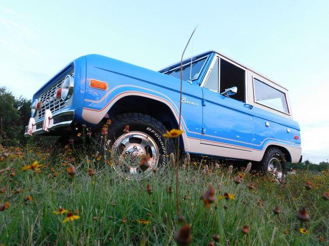 1974 Ford Bronco Ranger in Mustang, OK 73064