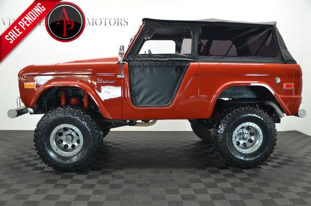 1974 Ford BRONCO FRAME OFF V8 AUTO
