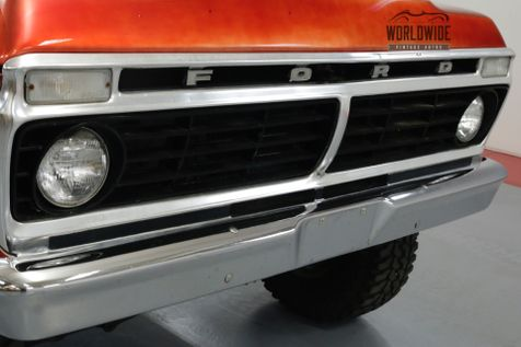 1974 Ford F100 360 CID V8. AUTO. LIFTED. MUST SEE! 4X4.   Denver, CO   Worldwide Vintage Autos in Denver, CO