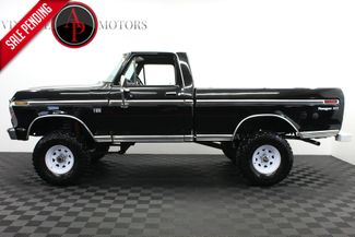 1974 Ford F100 4X4 XLT RANGER SHORT BED in Statesville, NC 28677