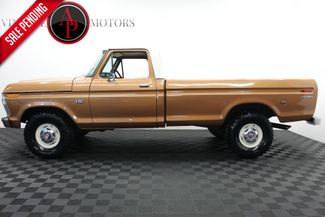 1974 Ford F100 CUSTOM PACKAGE 4X4 V8 in Statesville, NC 28677