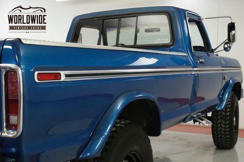 1974 Ford F250 HIGH BOY FRAME OFF RESTORED 4x4 V8 WINCH | Denver, CO | Worldwide Vintage Autos in Denver, CO