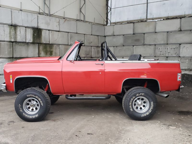 1974 GMC K1500 Jimmy Sierra  4 Wheel Drive 350 V8 Engine 6 LIFT Upgrades    city Washington  Complete Automotive  in Seattle, Washington