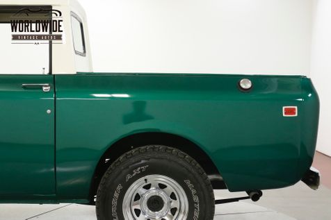 1974 Internaional SCOUT II 345 V8 AUTO 4X4 PS PB FULL HARD TOP | Denver, CO | Worldwide Vintage Autos in Denver, CO