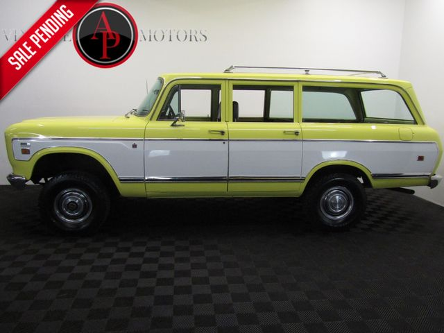 1974 International Travellall 100 4X4 AUTO PS PB