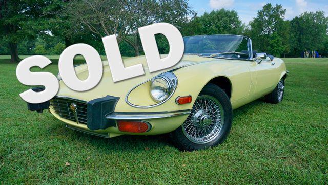 1974 Jaguar XKE SIII E TYPE Valley Park, Missouri