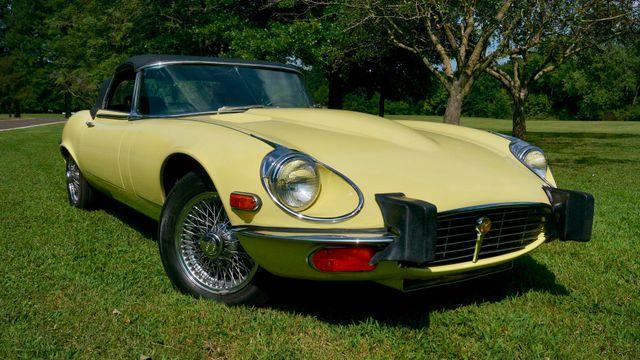 ... 1974 Jaguar XKE SIII E TYPE Valley Park, ...