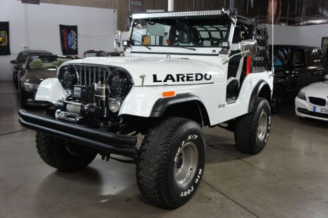 1974 Jeep CJ-5 LAREDO | Tempe, AZ | ICONIC MOTORCARS, Inc. in Tempe, AZ
