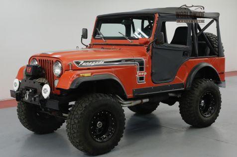 1974 Jeep CJ5  RENEGADE HIGH DOLLAR CUSTOM. ORIGINAL PAINT. | Denver, CO | Worldwide Vintage Autos in Denver, CO