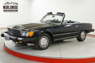 1974 Mercedes 450SL 73K MILES CONVERTIBLE/HARDTOP COLD AC RARE | Denver, CO | Worldwide Vintage Autos in Denver CO