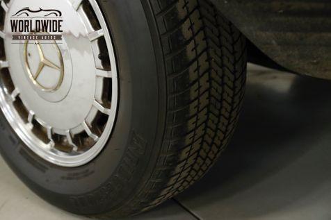 1974 Mercedes 450SL 73K MILES CONVERTIBLE/HARDTOP COLD AC RARE | Denver, CO | Worldwide Vintage Autos in Denver, CO