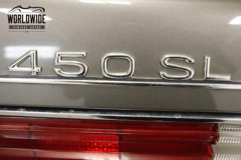 1974 Mercedes-Benz 450SL 18K MILES HARDTOP/CONVERTIBLE  | Denver, CO | Worldwide Vintage Autos in Denver, CO
