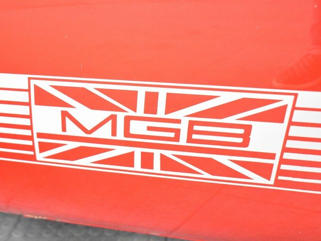 1974 Mg MGB B in McKinney, Texas 75070