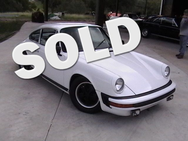 1974 Porsche 911 Liberty Hill, Texas
