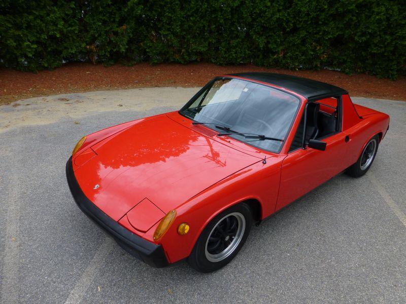 1974 Porsche 914 Targa  city MA  European Motorsports  in Lawrence, MA