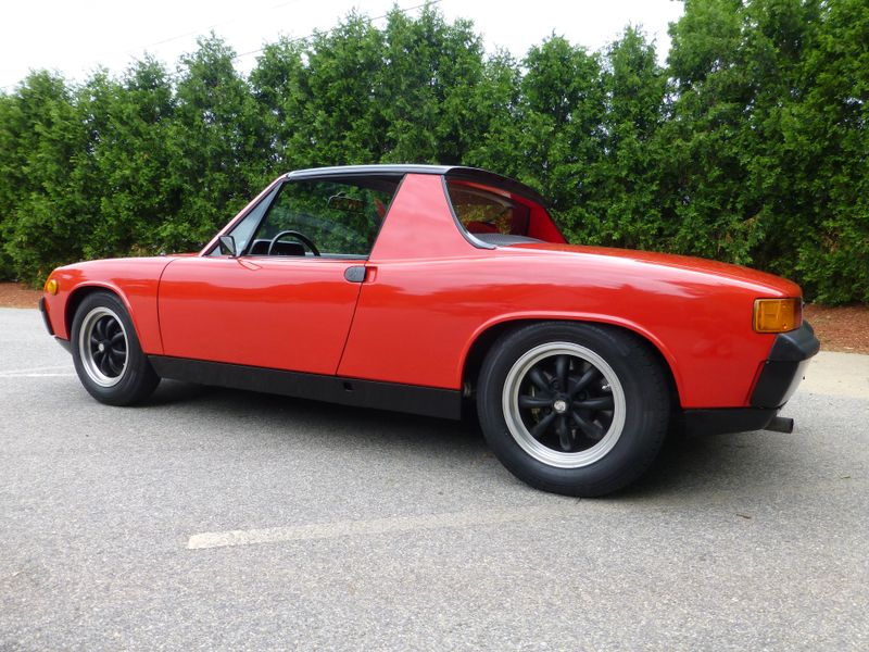 1974 Porsche 914 Targa  city MA  European Motorsports  in Lawrence, MA